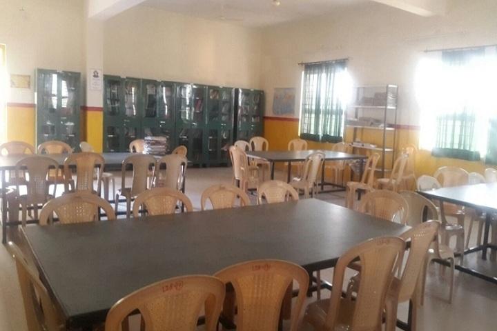 Metropolis International School-Library