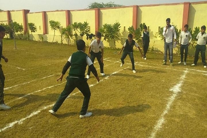Metropolis International School-Sports kabbadi