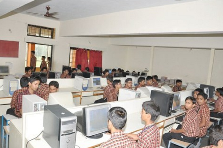 Mgm English Medium Higher Secondary School-Computer Lab
