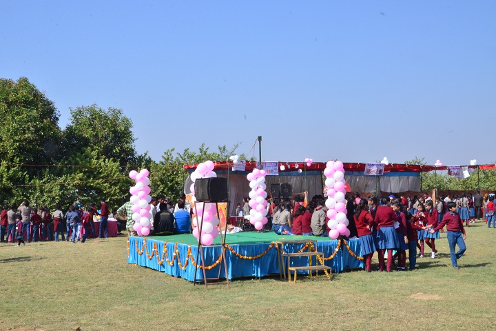 Modern Convent School-Carnival Event