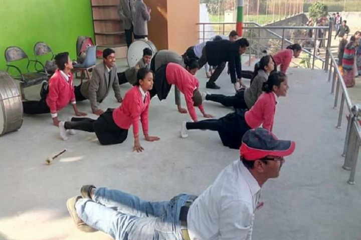 Morition Public Higher Secondary School-Others yoga