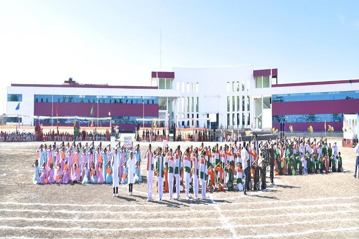 Mount Litera Zee School-Republic Day Celebrations