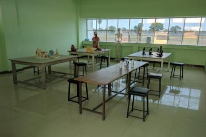 Mount Litera Zee School-Biology Lab