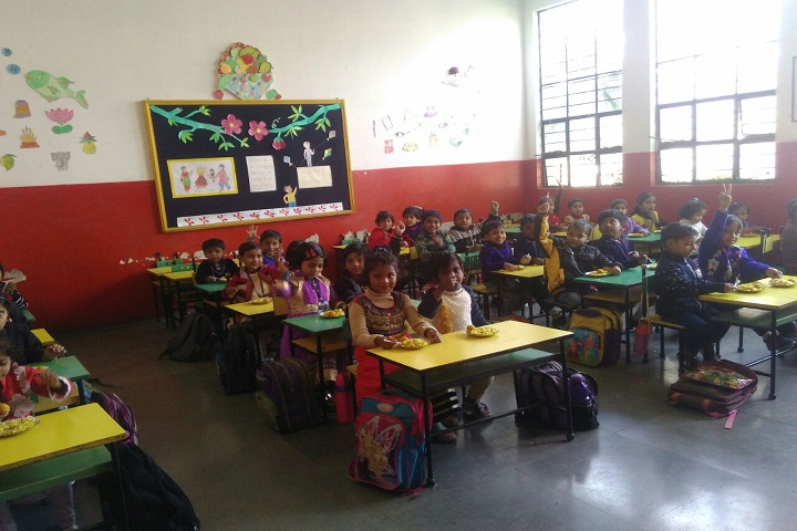 Nachiketa Higher Secondary School-Classroom