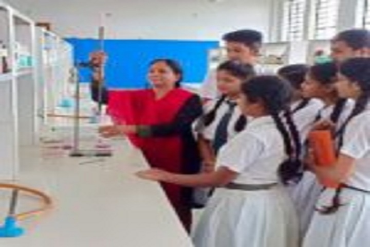 Nachiketa Higher Secondary School-Laboratory Chemistry