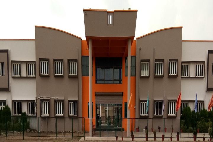 Narmada Valley Academy-Campus-View
