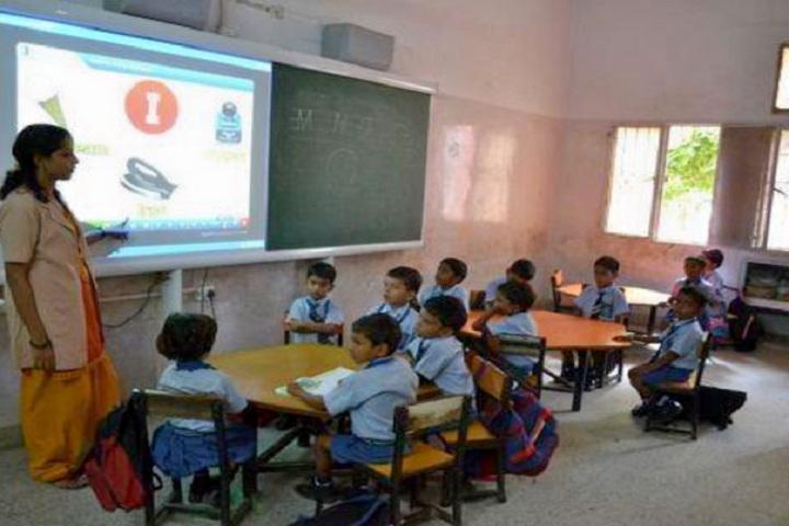 Narmada Valley Academy-Classroom