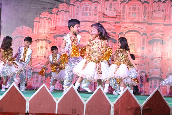 Narmada Valley Academy-Annual Function