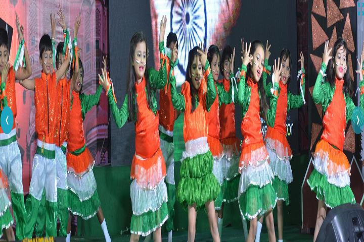 Narmada Valley Academy-Republic Day