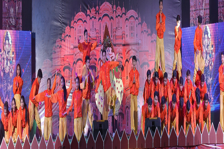 Narmada Valley Academy-Dance