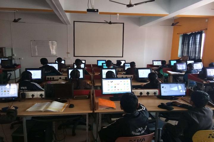 Narmada Valley Academy-Computer Lab
