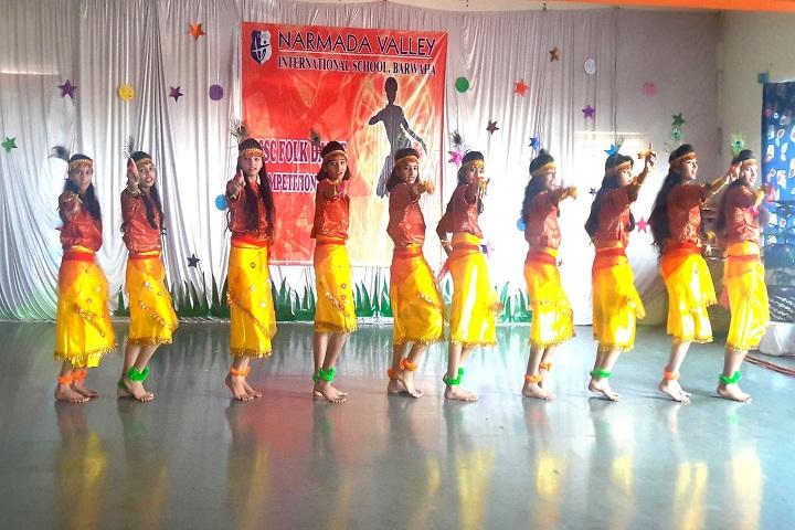 Narmada Valley International School-Events function
