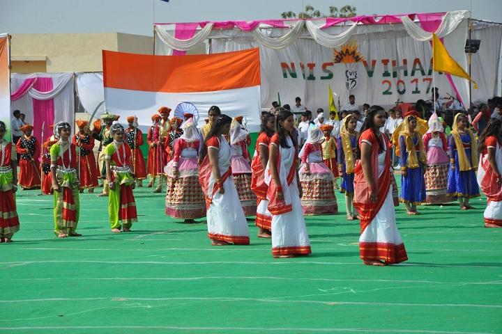 Narmada Valley International School-Events programme