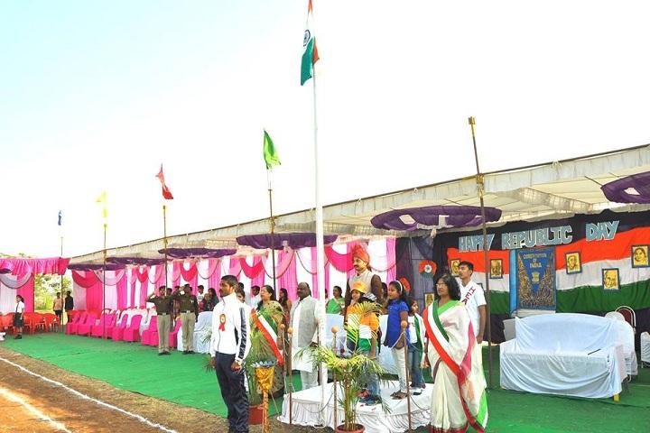 Narmada Valley International School-Events republic day