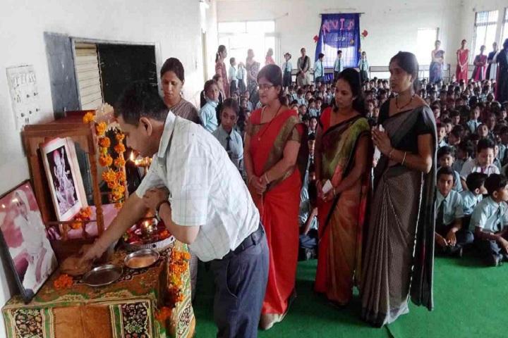Narmada Valley International School-Others puja