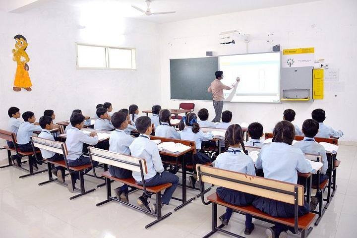 New Oxford Junior College-Classroom smart