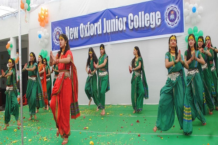 New Oxford Junior College-Events programme
