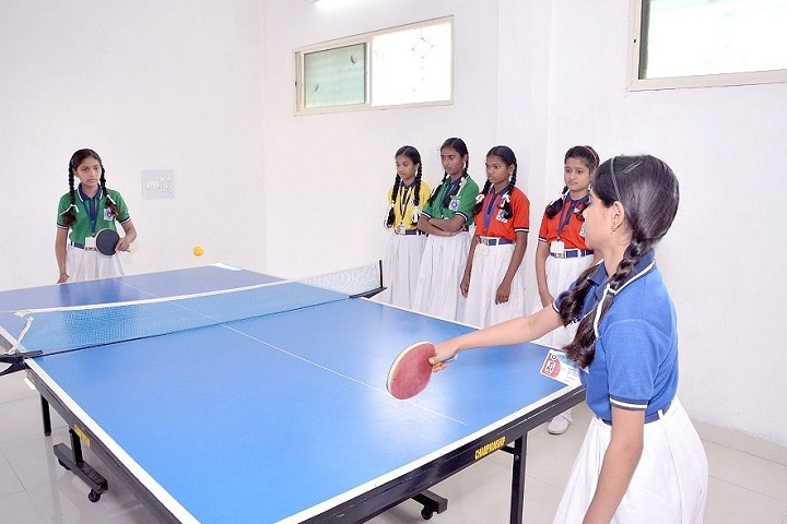 New Oxford Junior College-Sports table tennis