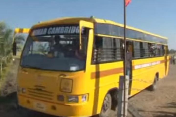 Nimar Cambridge Public High School-Transport