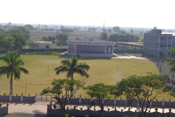Nirmal Jyoti Higher Secondary School-Campus-View full