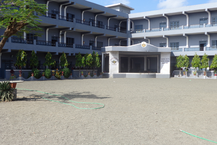 Nirmal Jyoti Higher Secondary School-Campus-View