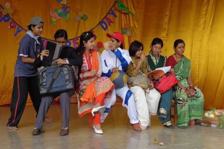 Nirmal Jyoti Higher Secondary School-Events childrens day