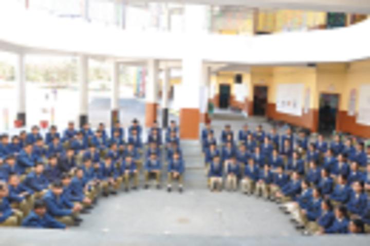 Nirmal Public Achool-Auditorium
