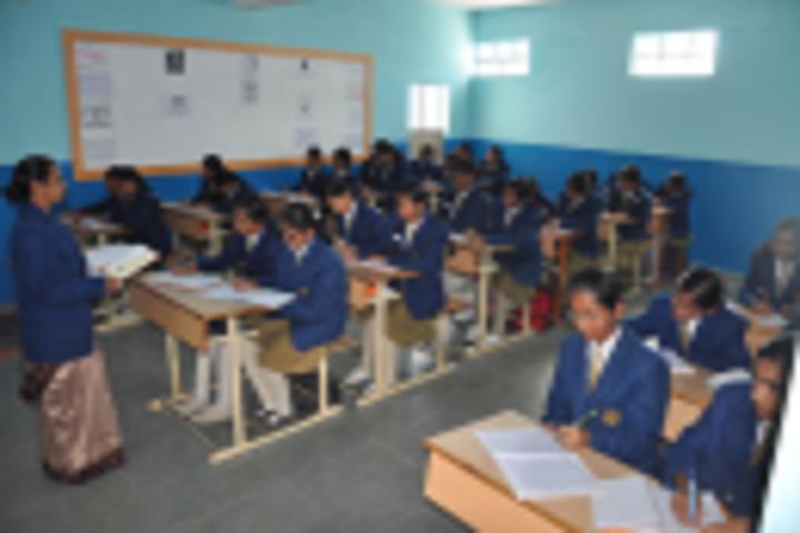 Nirmal Public Achool-Classroom