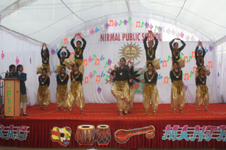 Nirmal Public Achool-Events programme