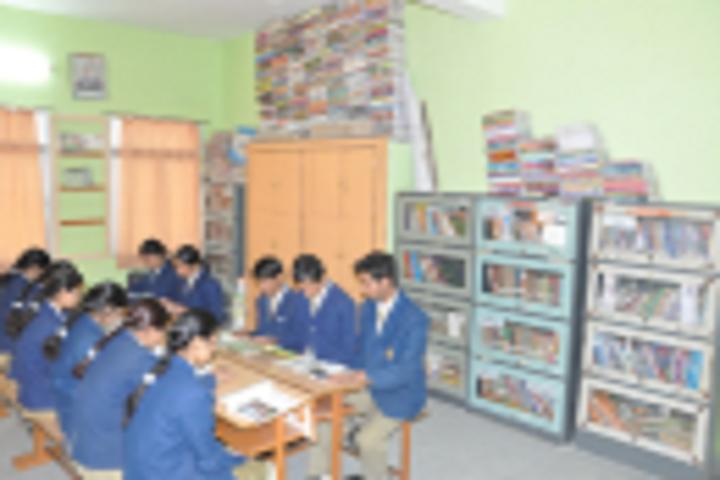 Nirmal Public Achool-Library
