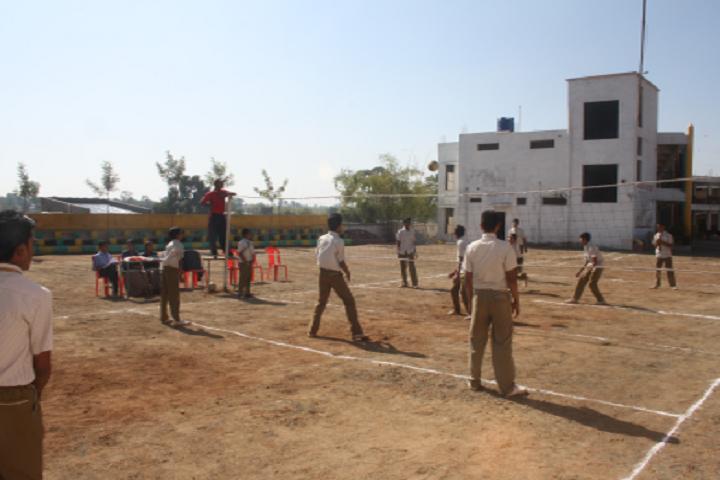 Nirmal Public Achool-Sports