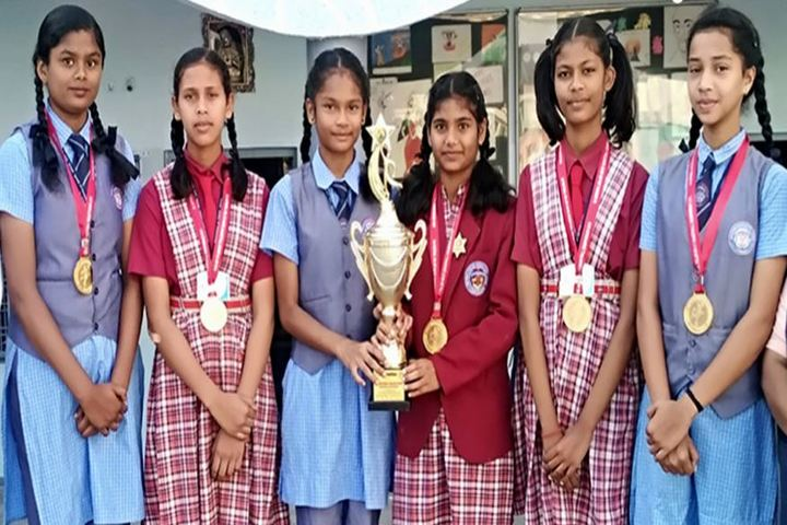 Nirmala English Medium School-Winners