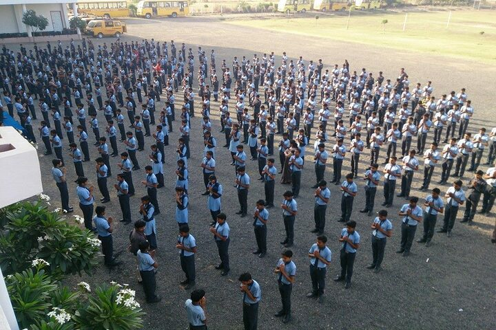 Noble International Academy-Morning-Assembly