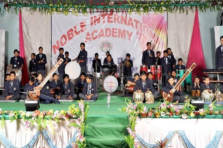 Noble International Academy-Music