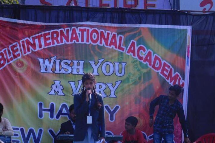 Noble International Academy-Singing