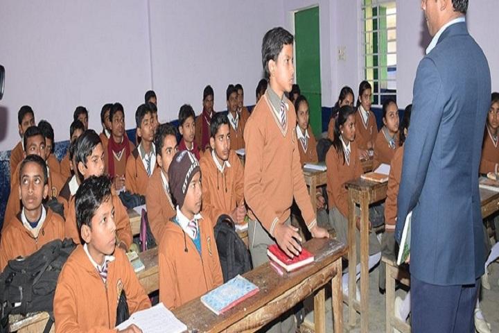 BPS Public School-Classroom With Teacher