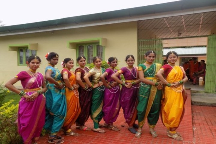 Sagritara School - fancy dress