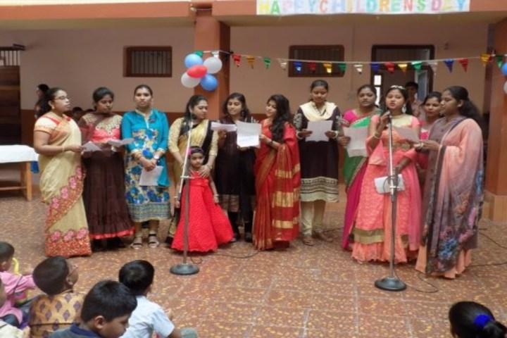 Sagritara School-Singing