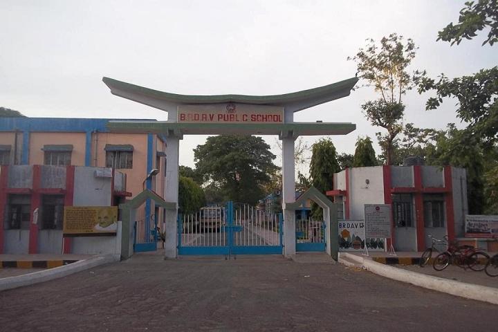 BRDAV Public School-Campus