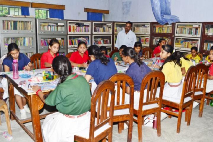 BRDAV Public School-Library