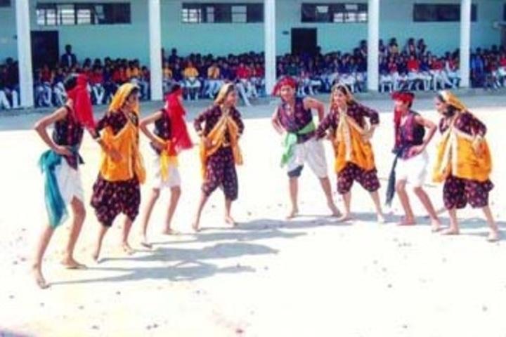 Oxford Junior College-Dance