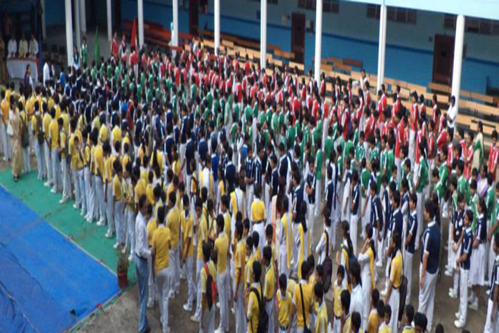 Oxford Junior College-Assembly