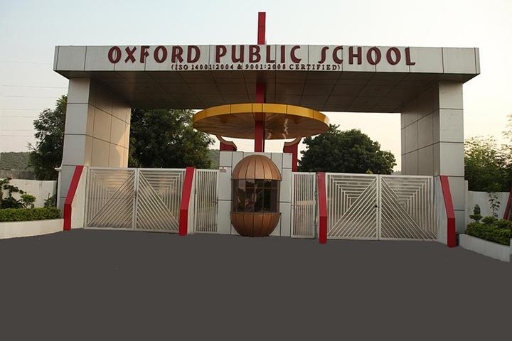 Oxford Public School-Entrance