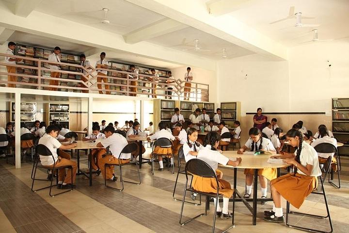 Oxford Public School-Library
