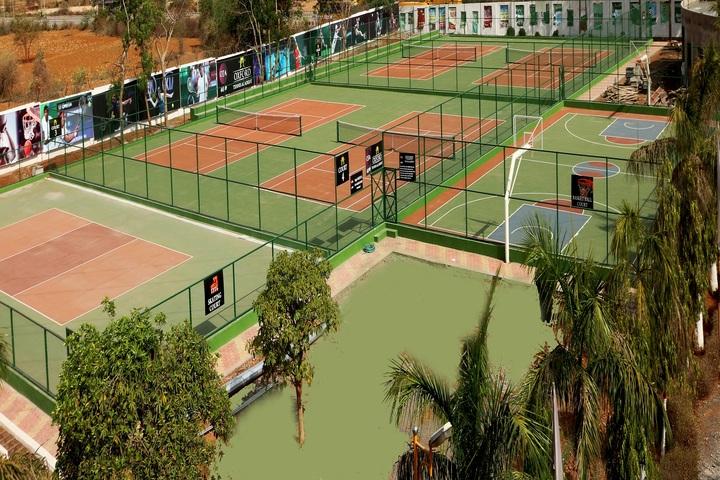 Oxford Public School-Play Ground
