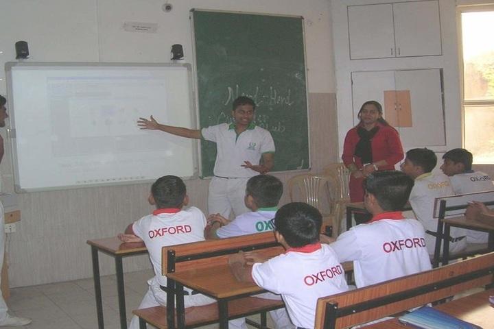 Oxford Public School-Seminar