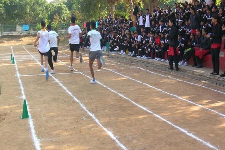 Oxford Public School-Athletics