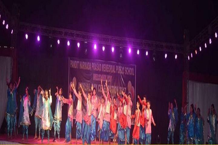 Pandit Narmada Prasad Memorial Public School-Annual Day 2