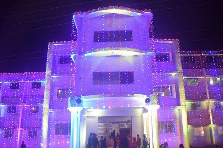 Pandit Narmada Prasad Memorial Public School-School Building