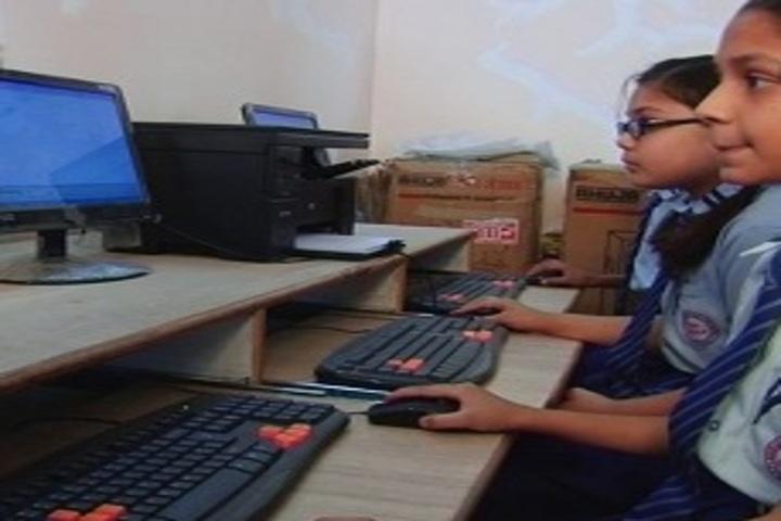 Pandit Narmada Prasad Memorial Public School-Computer Lab